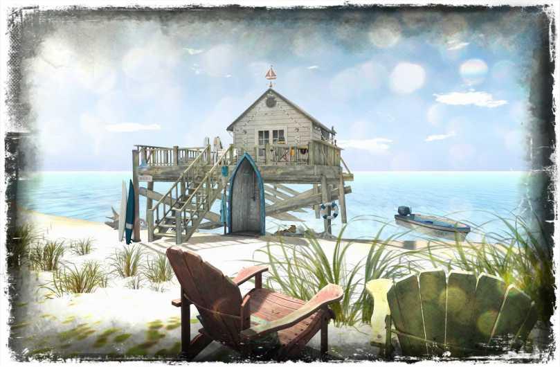 Kiya Beach Hut 002