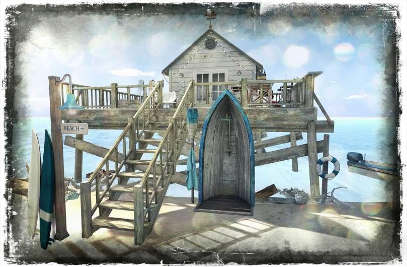 Kiya Beach Hut 002b